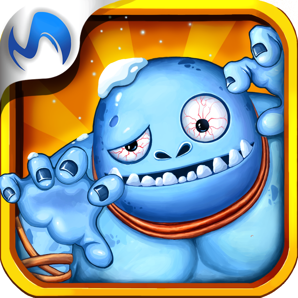 Snowberg Chase by zhihong li icon